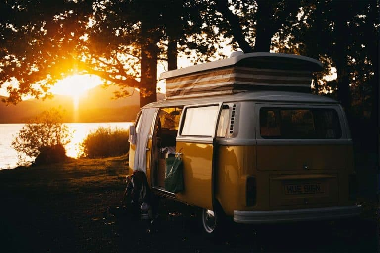 Wild Camping in the UK with a motorhome or campervan