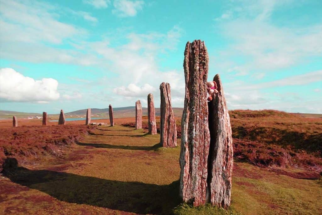 Orkney- an unexpected addition to our Highlands driving itinerary- but well worth it!