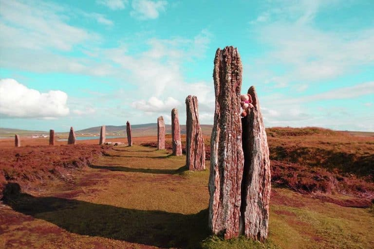 Want to visit the Orkney Islands? How do you even get to the Orkneys? What is there to do on Orkney? Is it worth it? Here's everything you need to know! #orkney #orkneyislands #trip #travel #roadtrip #scotland #orkney #islands