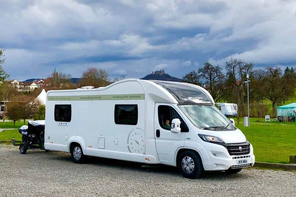 Low profile motorhome- best camper for Europe