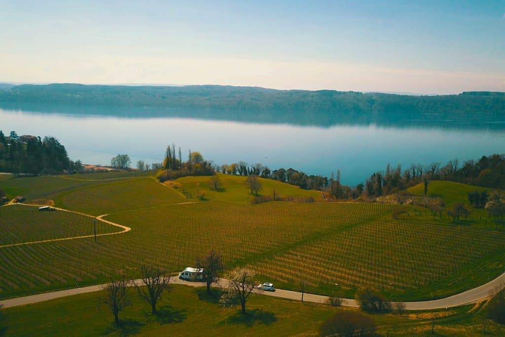 Motorhoming in Germany- by Lake Constance