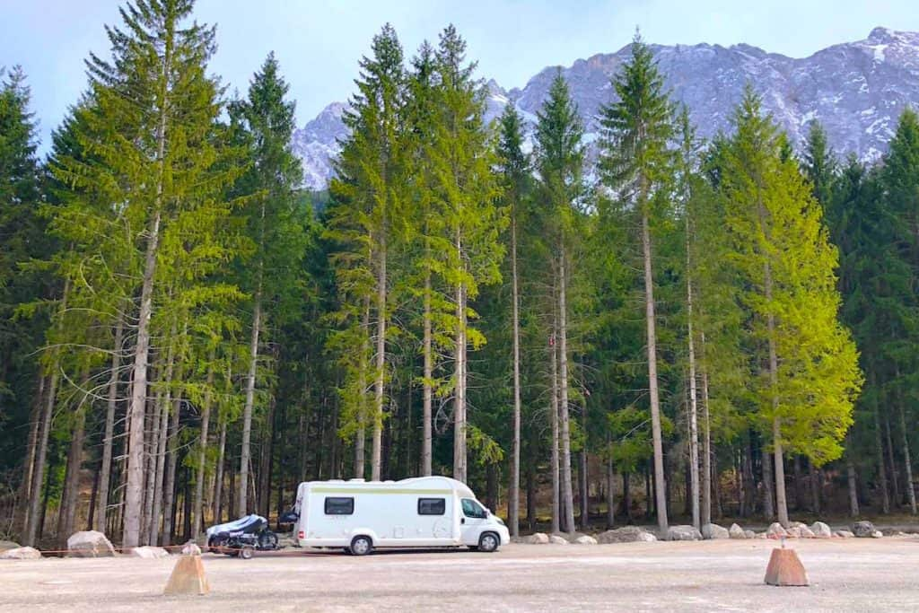 Ever wanted to tour Europe in a motorhome but were unsure how to even start! This incredible guide had everything you need to know- all laid out in an easy to follow manner. It's HUGE and packed with information- perfect for planning your motorhome trip around Europe.