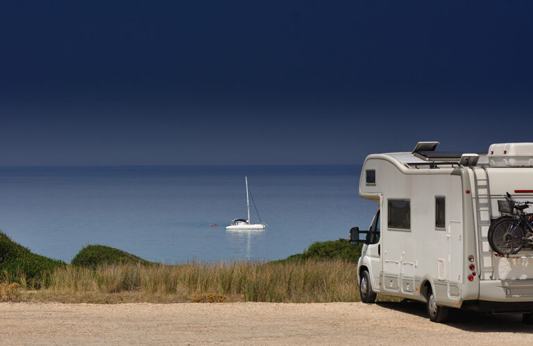 Free motorhome parking and overnight stopovers in Europe for motorhomes and campervans