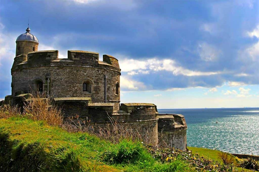 Cornwall road trip- castles in Cornwall