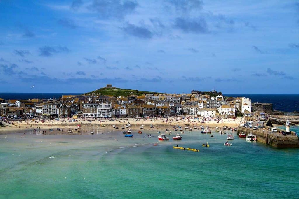 Cornwall Road Trip Guide- St Ives