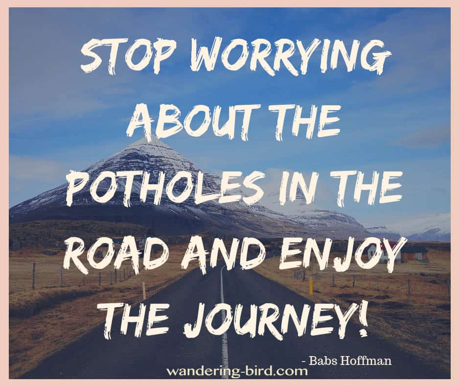 Road trip quotes- looking for more funny and inspirational road trip quotes? Click to read over 50 of the best! #roadtripquotes #roadtrip #couplesroadtrip #funnyquotes #funnyroadtripquotes #quote #funny