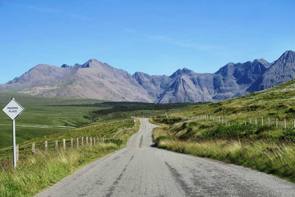 Looking for the PERFECT Isle of Skye itinerary? Whether it's for a day, a weekend or longer- there's PLENTY to see on the Isle of Skye! Your Scotland road trip won't be complete with a visit to the Isle of Skye fairy pools or the Isle of skye beaches.
