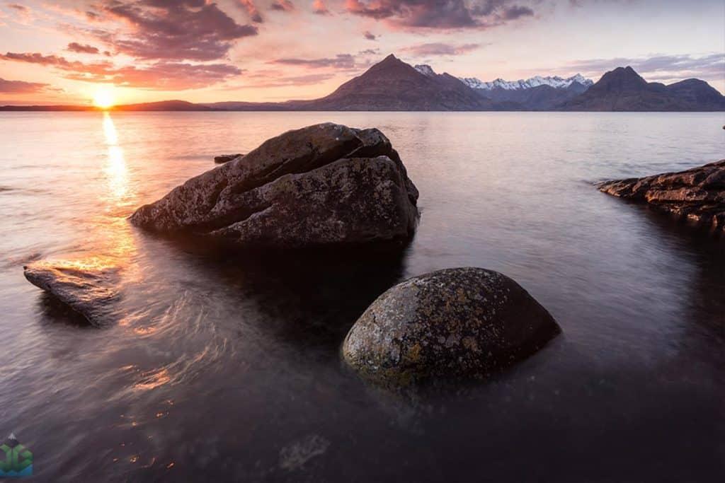 Elgol - raté sur de nombreuses listes d'itinéraires de l'île de Skye - mais une si belle vue!