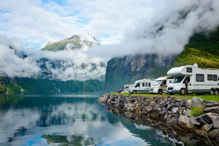 Motorhoming in Norway