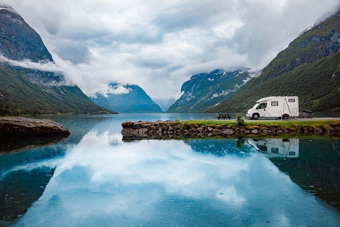 Tour Europe in a Motorhome; Motorhome Europe Travel