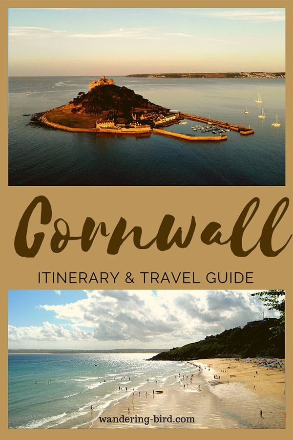 Looking for the best places to see on a Cornwall Road Trip? Here are 40 UNMISSABLE places to see in Cornwall to make your road trip the best it can be! Includes a map, Cornwall itinerary guide, castles, waterfalls, beaches and beautiful places in Cornwall. #cornwall #UK #thingstodo""