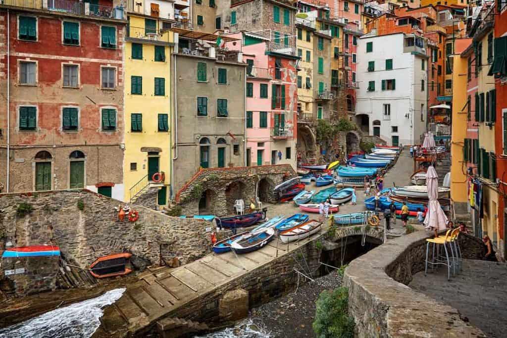 Riomaggiore, Cinque Terre #riomaggiore #italy