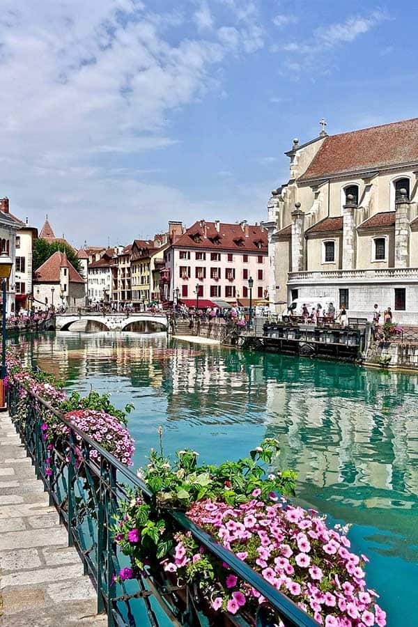 Annecy- one of the prettiest cities in France
