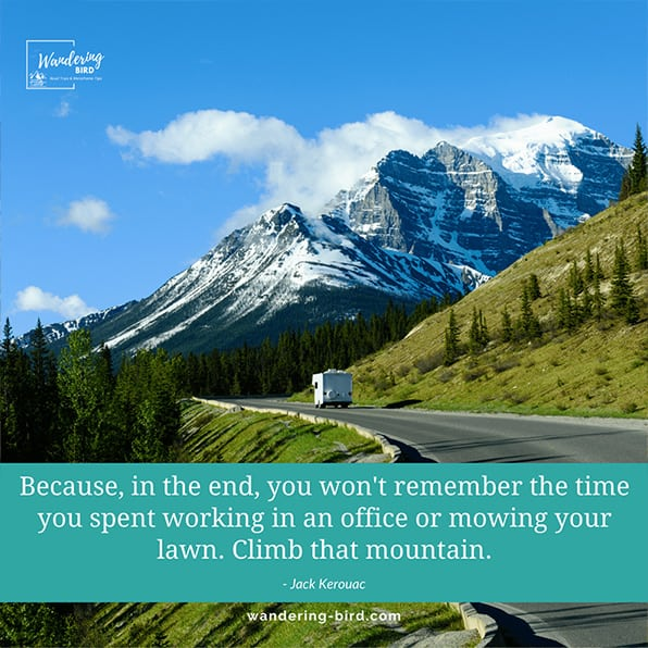 inspiring road trip travel quotes