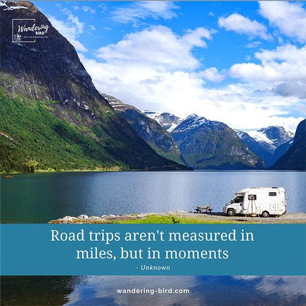 Road Trip quotes inspiring