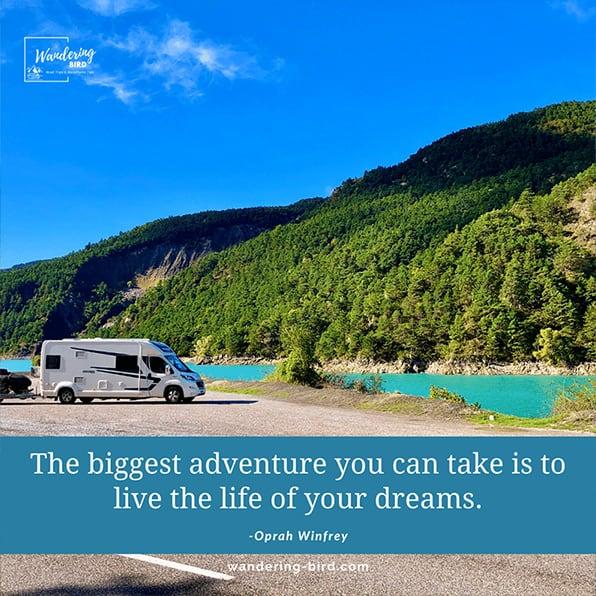 inspiring road trip quotes