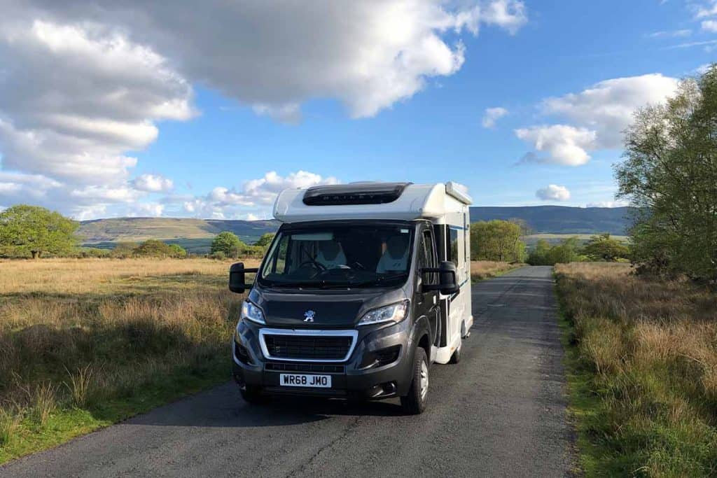 The best small motorhomes are tiny enough to park anywhere, but big enough to live in!