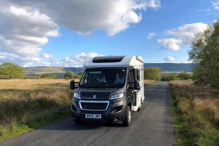 Bailey Alliance 59-2 small motorhome review