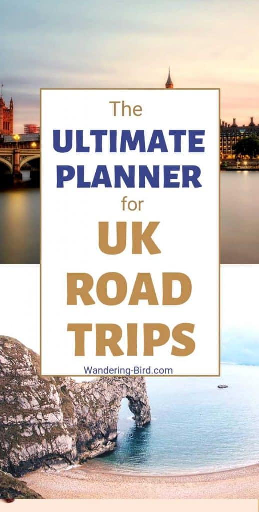 Planning a UK Road Trip