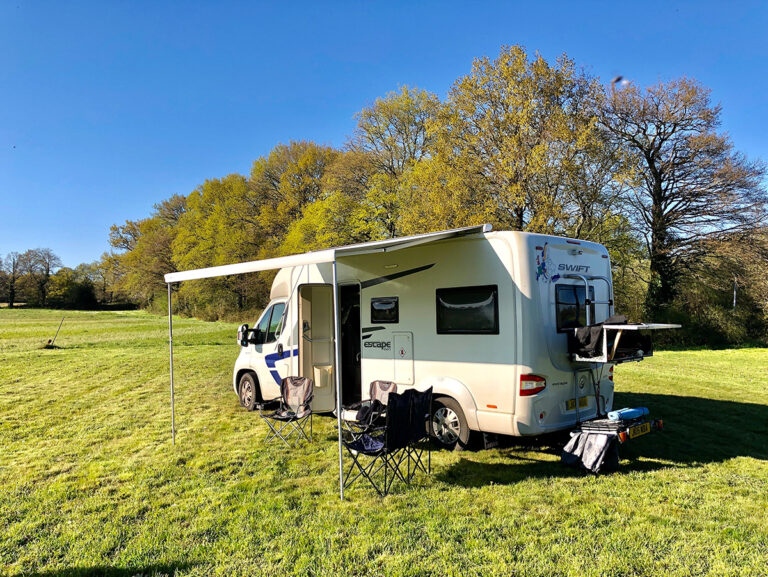 New motorhome or camper owner? Looking for the essential motorhome accessories you need for your new van? Here are 21 ESSENTIAL things you need right now