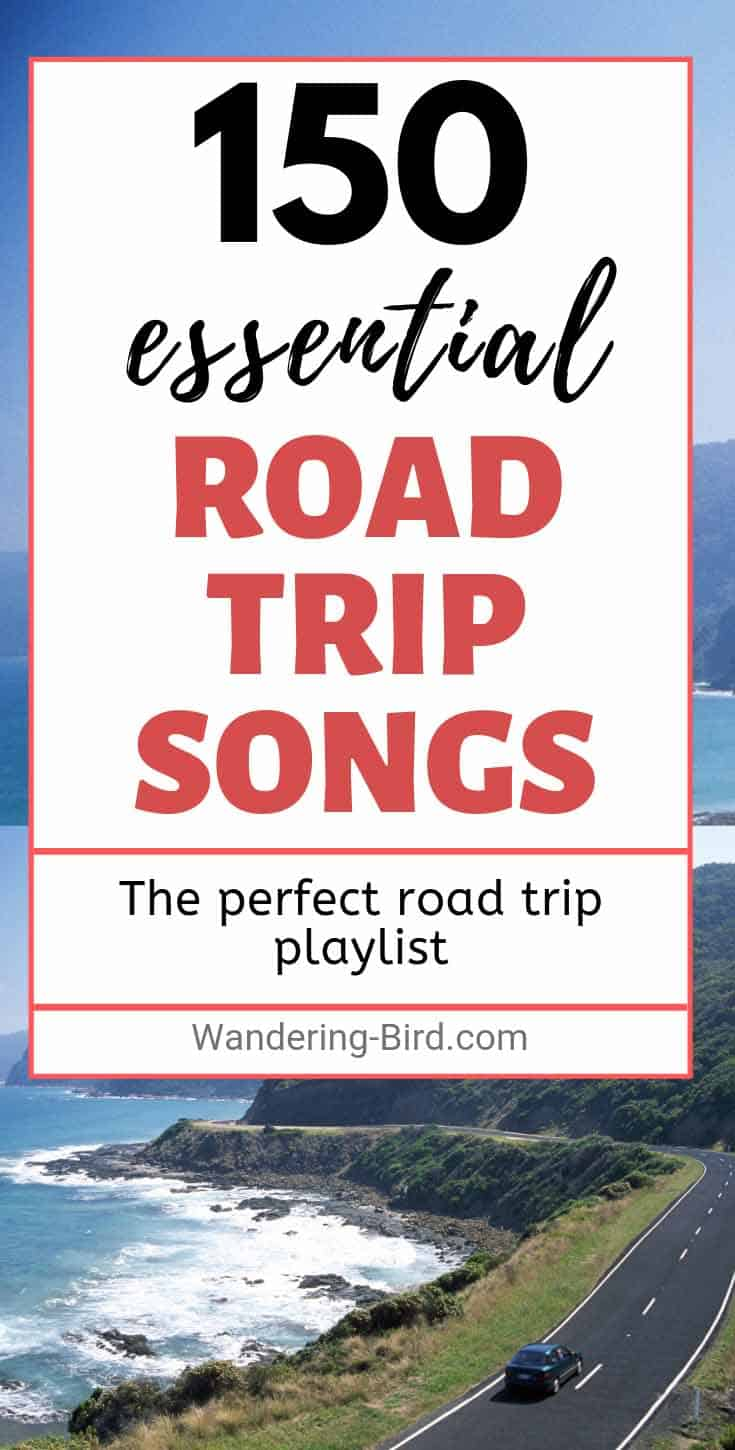Planning a summer road trip? This playlist is a PERFECT mix of upbeat driving tunes and classic sing-along favourites. With 150 songs to choose from, this summer road trip playlist has something for everyone! Summer roadtrip music never sounded so good!
