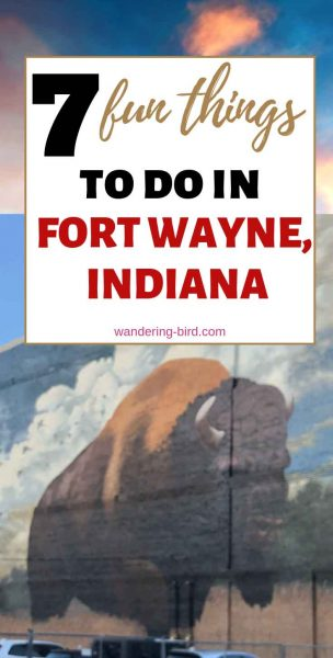 Looking for things to do in Fort Wayne, Indiana? Here are 7 fun things to pass the time. #fortwayne #indiana #things to do