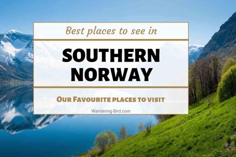 Best places to see in Southern Norway