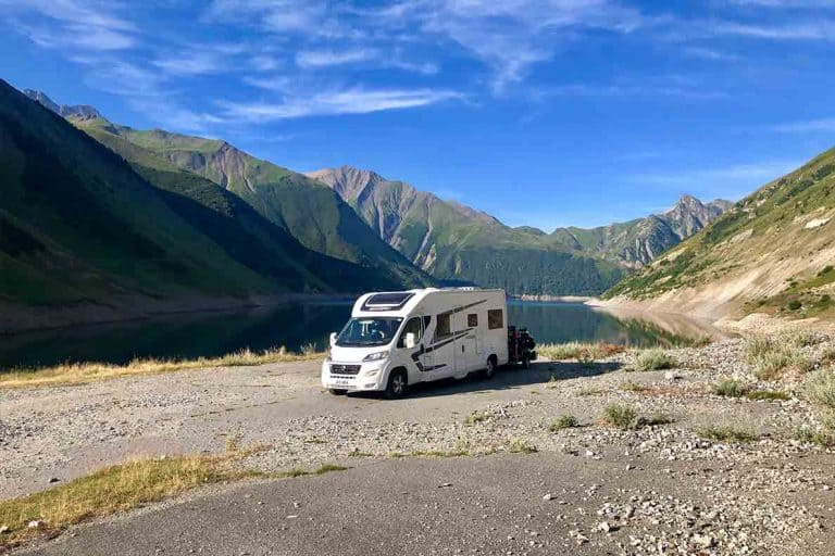 Wild Camping in France for Motorhomes and Campervans
