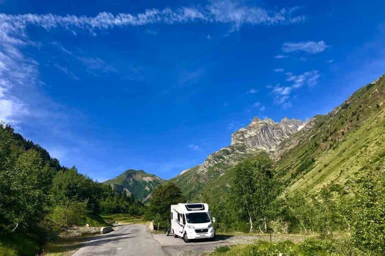 wild camping for motorhomes and campervans- essential kit to be prepared
