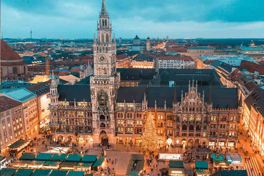 Munich Christmas Market.7 Best Biggest Christmas Markets In Europe You Need To