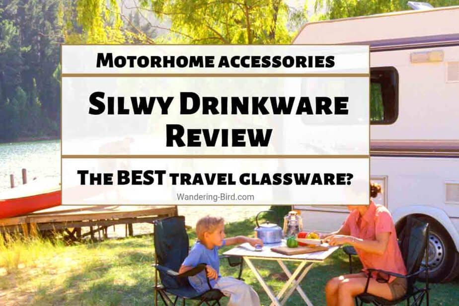 Silwy Magnetic Drinkware Review for Motorhomes & Boats