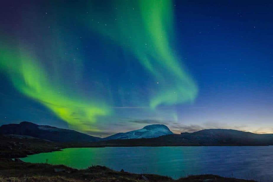 Best European cities to visit in winter- Abisko is a great winter city break to see the Northern Lights!