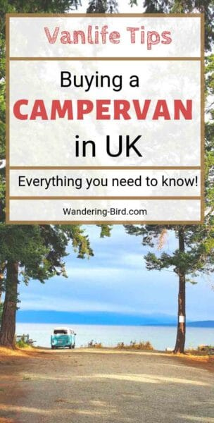 Buying a campervan? Looing for campervan ideas? Here are 11 ESSENTIAL campervan tips you NEED to know before you buy. Campervan Travel Tips | Campervan Ideas | Campervan UK and Europe |