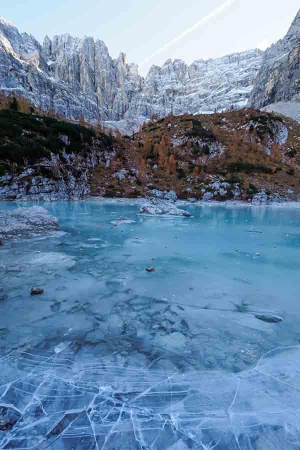 Cortina d'Ampezzo, Italy- winter destination in Europe