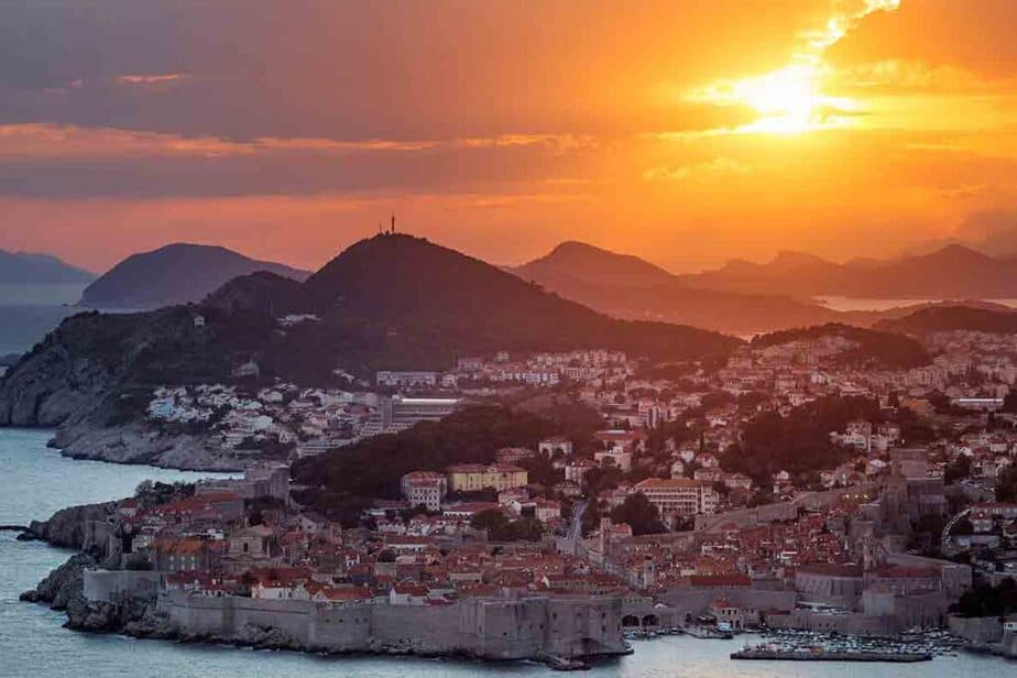 Dubrovnik- one of the best European cities to visit in Winter