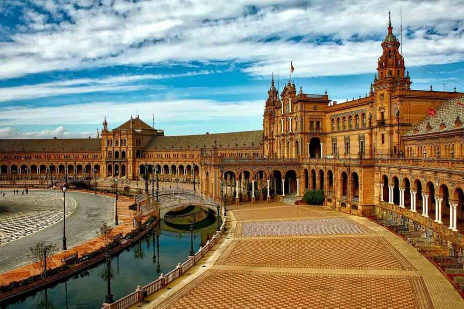 Seville- Winter in Spain- Mainland Spain Travel Tips- Places to visit in winter in Spain.