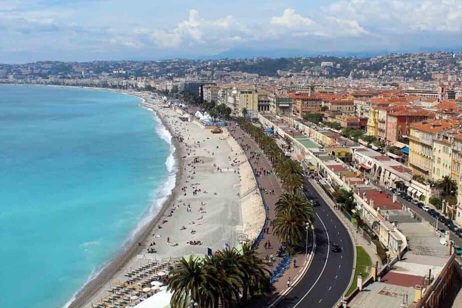 Nice France- One of the best cities in Europe to visit during Winter