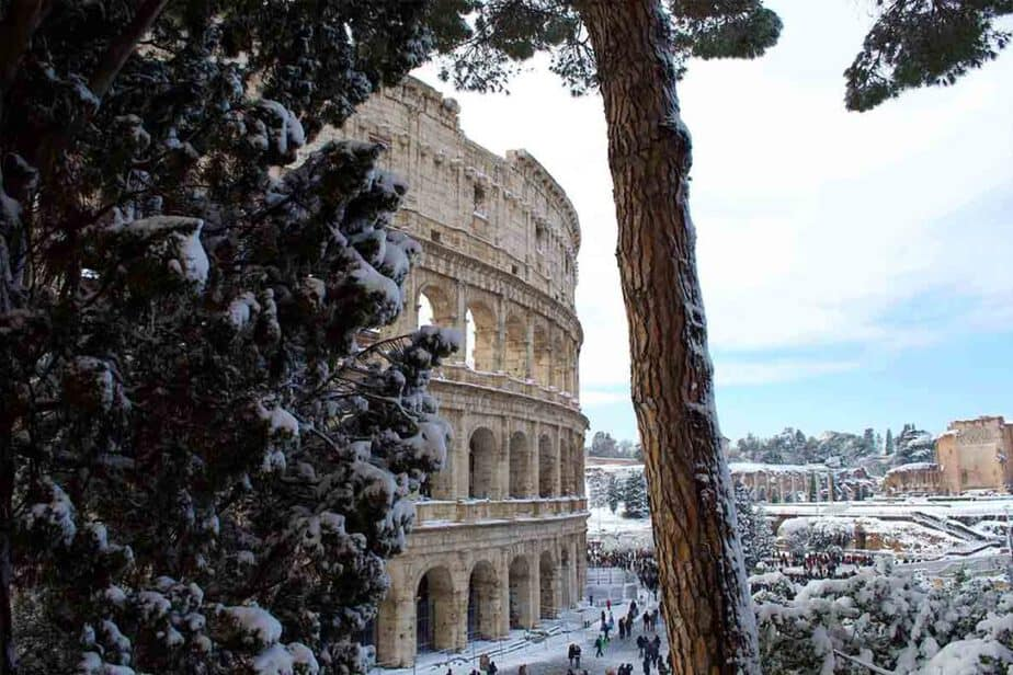Rome is a perfect Winter City Break. Best European cities to visit in Winter