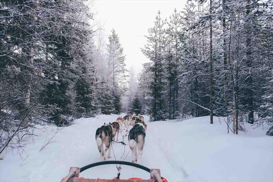 Rovaniemi, Finland- one of the best cities in Europe for a winter break