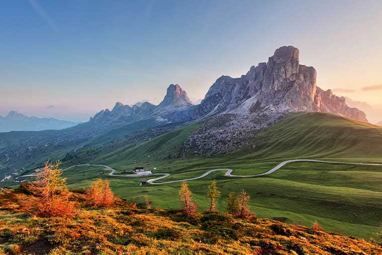 Dolomites Itinerary- one of the best road trips I have ever been on!