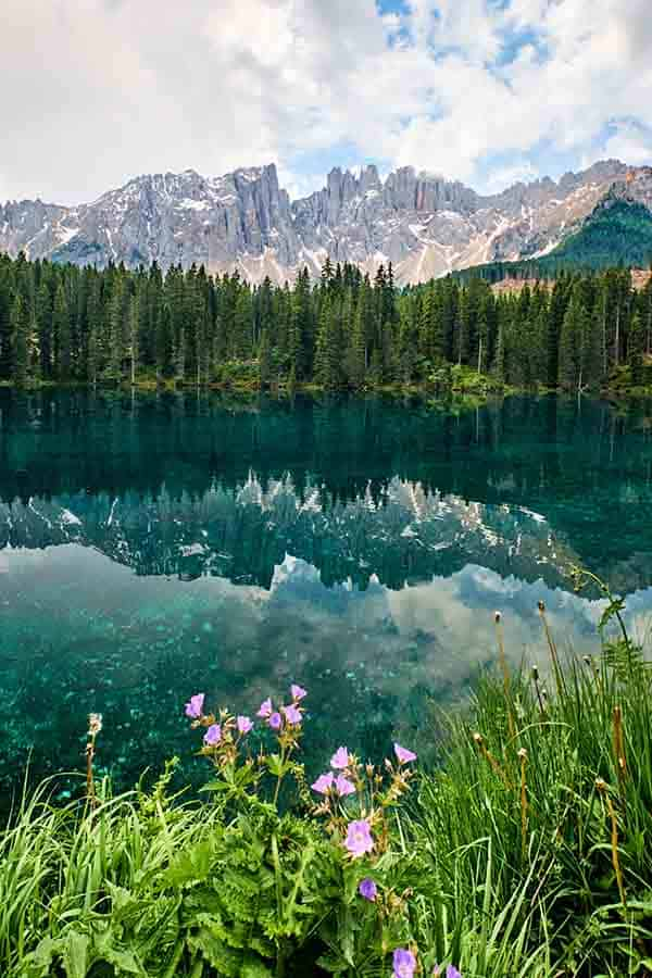 One day in the Dolomites itinerary- what to see, what to avoid and how to plan your route with a map.
