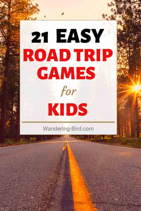 21 perfect Road Trip Games & Activities for kids. Childrens Car Games. Road Trip with kids tips and things to do on long road trips. Best activities for road trips with kids | Games for Toddlers on road trips | Things for tweens to do on road trips | Best Board games for road trips | Childrens car games for long drives
