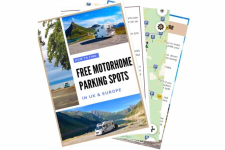 Find free motorhome parking places in UK & Europe- Motorhome travel guide