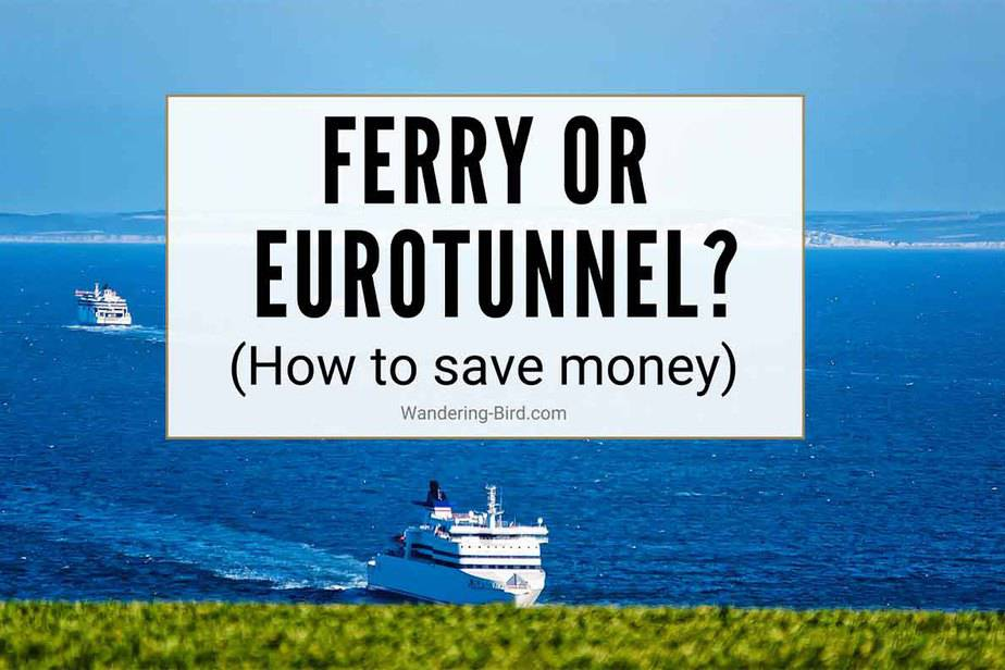 Driving to Europe this year? Wondering if you should use the ferry or Eurotunnel? Today, we're sharing the pros and cons of each, plus some tips to save you money!