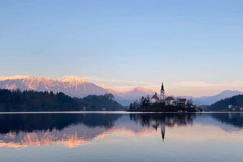 Camping bled- Lake Bled campsite review & video tour.