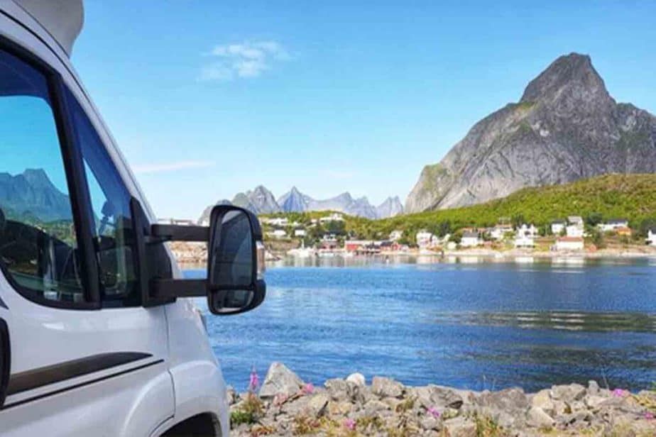 Life on the road- living in a motorhome full time in Norway