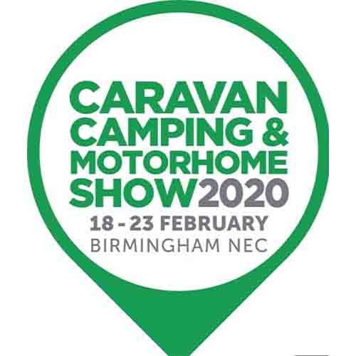 Wandering Bird Motorhome travel in Europe at NEC Motorhome show