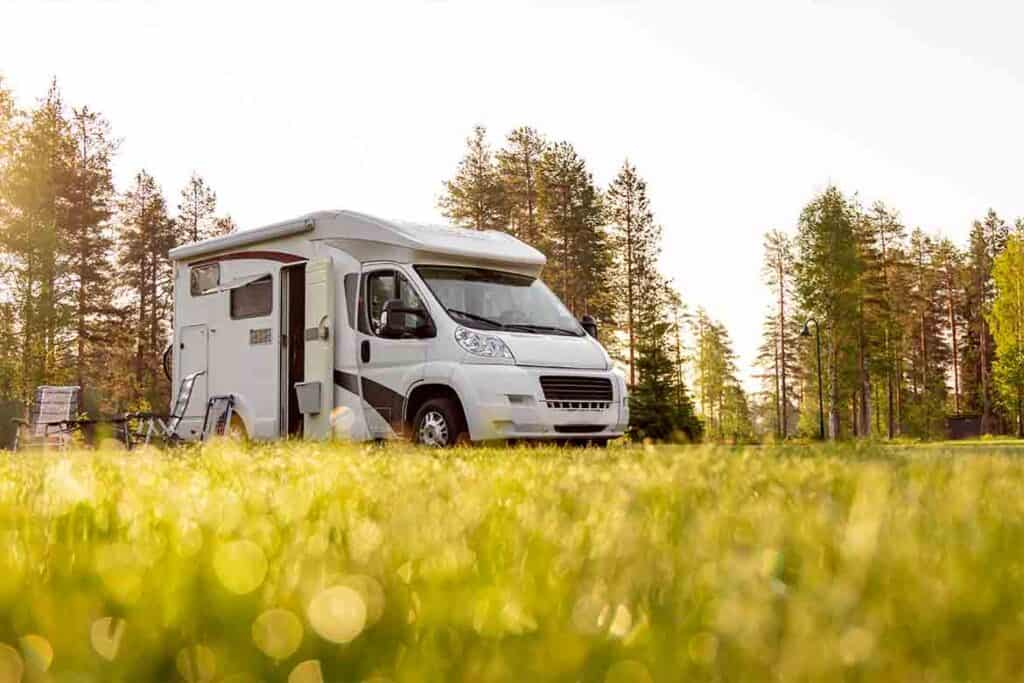 Motorhome rental tips and advice for the UK and Europe- step by step guide on how to book a motorhome or campervan