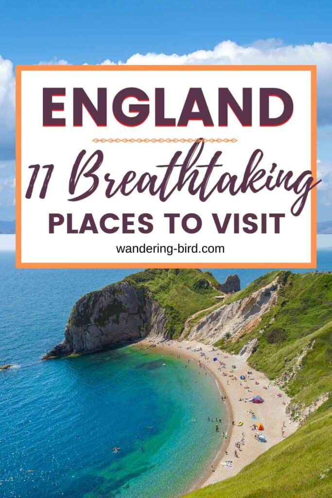 England travel- best places to travel in England on a road trip- itinerary ideas, tips and places to visit