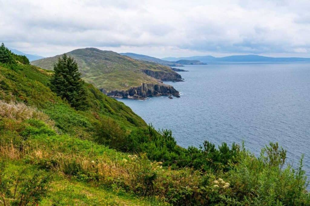 Beara - Irlande road trip idées d'itinéraires pour une journée
